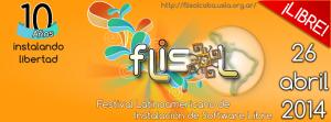 Charlas de Soberanía Tecnológica y KDE – Flisol 2014