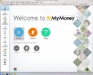 Status of online banking in KMyMoney / call for testers